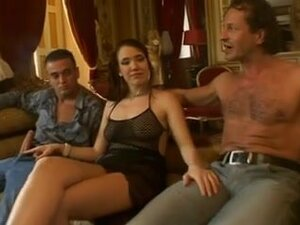 French doxy group-fucked,