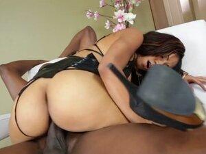 Sadie Santana,Lexington Steele in Black Panthers,