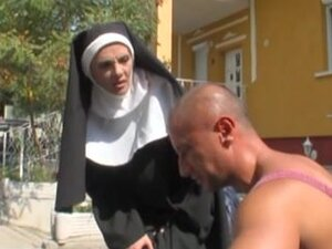 European free xxx movie with kinky nuns who love