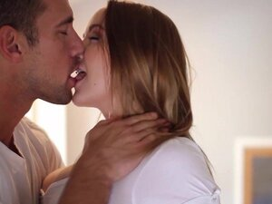 PASSION-HD Pierced nipple Leigh Rose fucked and