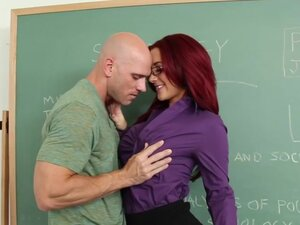 Jayden Jaymes & Johnny Sins in My First Sex