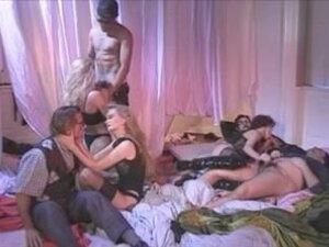 Italian Group Sex