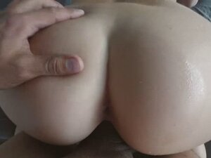 Naomi Mae goes on top of her step bros hard cock