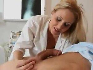Milf Doctor Cock Examination,